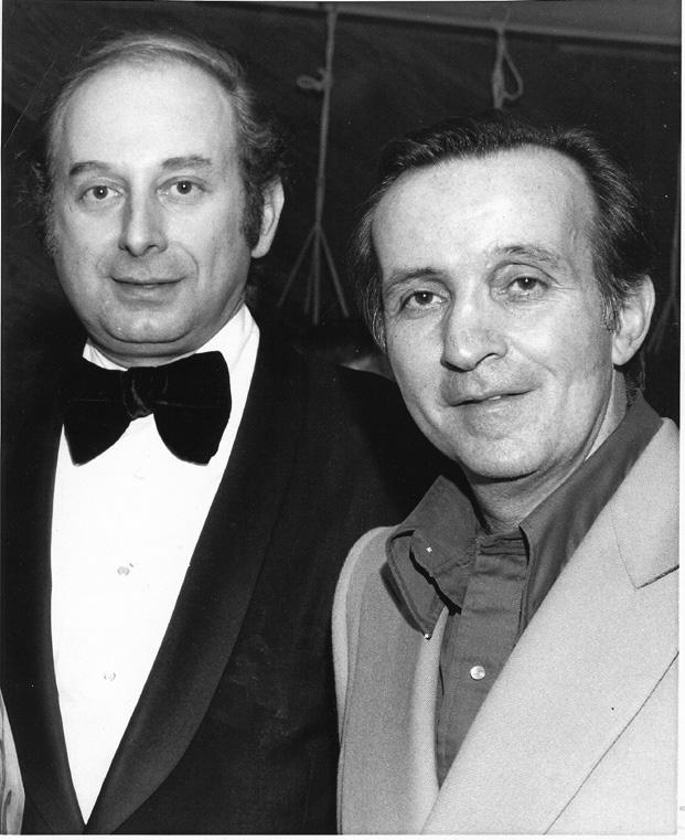 Paul Libin & Theodore Mann