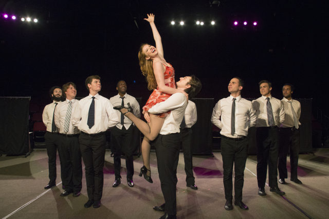 Professional Musical Theatre Workshop