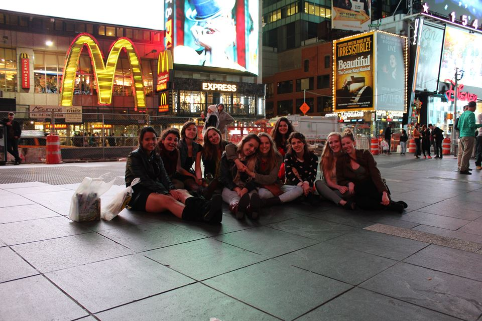 Times Square is Your Campus