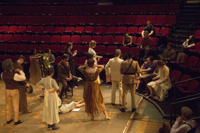 Shakespearean Scene Study
