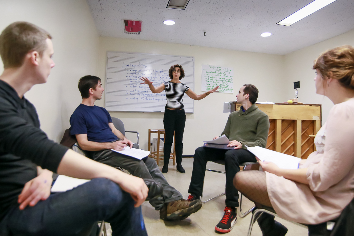 Arts Education for Actors