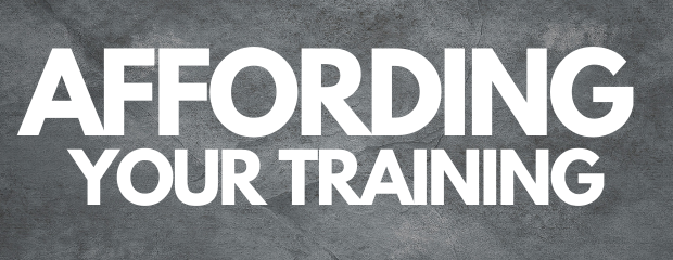 Affording Your Training